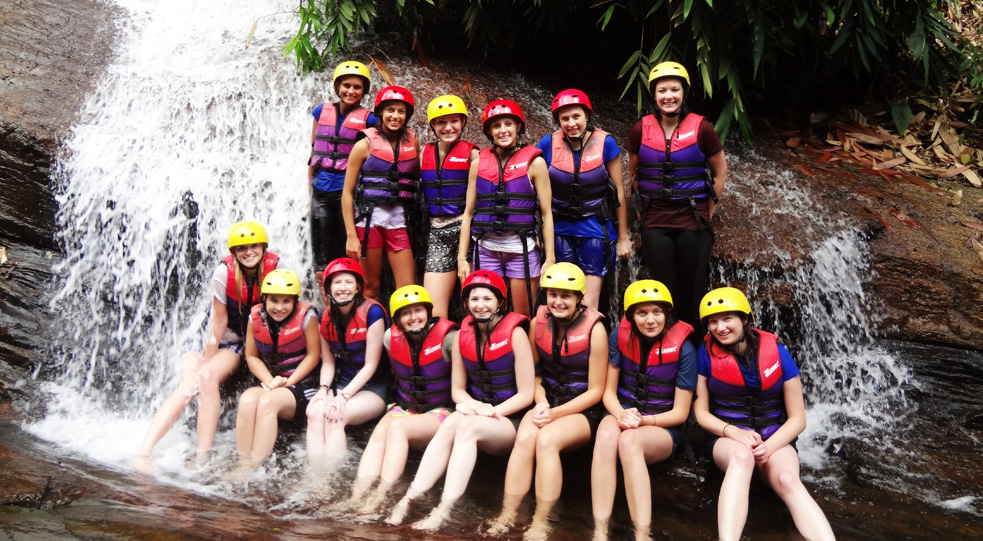 Rafting Jungle Trekking Cannoying River Boarding Other Requirements